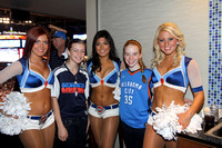 Thunder Girls Suite Visits