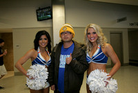 Photos with Thunder Girls