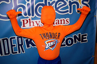 11/18/12 Thunder v Warriors