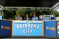 Photos with Broadcasters at Thunder Alley