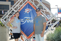 Thunder Alley- Diamond Finals Backdrop