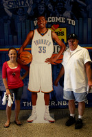 Inside the Arena- Kevin Durant Cutout